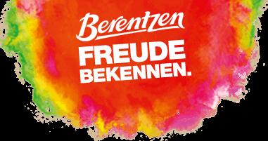 Berentzen Freude bekennen - Logo
