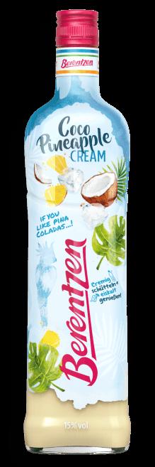 Coco Pineapple Cream