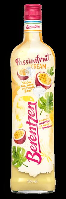 Passionfruit Cream